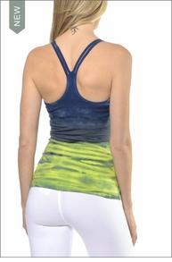 Sweet V Racer Back Tank (Tie-Dye RH35) by Hardtail