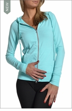 Fitted Hoodie (Scuba) by Hardtail