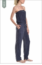 Tube top 1 piece Jumpsuit (Dusk) by Hard Tail Forever
