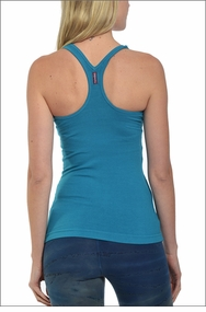 U Scoop Swimmer's Tank (Tide) by Hardtail