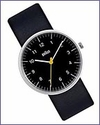 Braun Analog Men's Watch Black by Dietrich Lubs and Dieter Rams