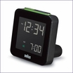 Braun BNC009 Digital Alarm Clock Black