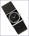Circle in Square Ladies Watch by Danish Design