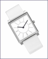 Danish Design IV12Q891 White Square Ladies Watch