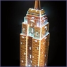 Empire State Building 3D Puzzle with LED Lights - 38 Pieces