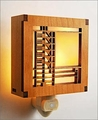 Frank Lloyd Wright Bach House Night Light