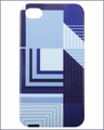 Frank Lloyd Wright Biltmore iPhone 4/4S Case Blue