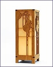Frank Lloyd Wright Coonley Playhouse Mini Lightbox Accent Lamp