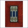 Frank Lloyd Wright Martin House Framed Tile