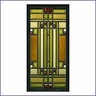 Frank Lloyd Wright Oak Park Skylight 1 Tile