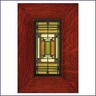Frank Lloyd Wright Oak Park Skylight 2 Framed Tile