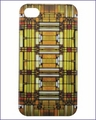 Frank Lloyd Wright Oak Park Skylight iPhone 4/4S Case
