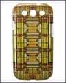 Frank Lloyd Wright Oak Park Skylight Samsung Galaxy S3 Case