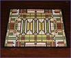 Frank Lloyd Wright Oak Park Skylight Tapestry Placemat