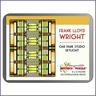 Frank Lloyd Wright Oak Park Studio Skylight 100-piece Jigsaw Puzzle