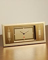 Frank Lloyd Wright Robie Desk Clock