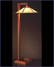 Frank Lloyd Wright Taliesin 1 Floor Lamp