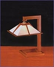 Frank Lloyd Wright Taliesin 1 Table Lamp - Smaller Version