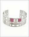 Frank Lloyd Wright Willits Skylight Cuff Bracelet 2