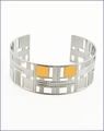 Frank Lloyd Wright Willits Skylight Cuff Bracelet