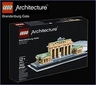 LEGO Architecture Brandenburg Gate