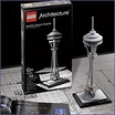 LEGO Architecture Seattle Space Needle