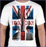 London Sky Architecture T-Shirt White