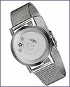 Reveal Watch 33mm by Daniel Will-Harris - Metal Mesh Band