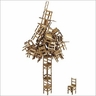 Stacking Chairs Game by Pico Pao