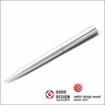 Ten Design Stationery Origin Ballpoint Pen Silver by Wan Sui Ping