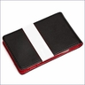 Troika Card Case With Money Clip - Red Pepper