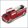Troika Fire Engine Organizer Desk Accessory