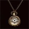 Vintage Style Watch Pendant Necklace