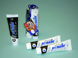3 PACK SPECIAL - 2-PERMALBA WHITE & 1 PERMALBA BLACK EACH IN150ML TUBES
