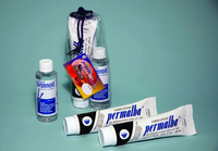 3 PACK SPECIAL - 2-PERMALBA WHITE 150ML & 118ML TURPENOID
