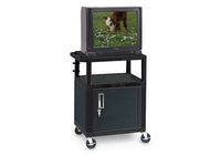 "34"" TUFFY CART w/Cabinet"