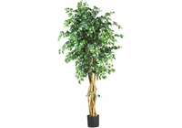 Nearly Natural 6' Palace Style Ficus Silk Tree