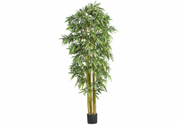 Nearly Natural 7' Biggy Style Bamboo Silk Tree
