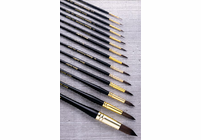 7000 Quiller Round Series Size 24 Brush