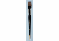 "9010 series Size 1"" flat brush"