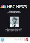 A Conversation with Edward Steichen�From NBC's Wisdom Series   (DVD)