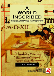 A World Inscribed: The Illuminated Manuscript Video (DVD/VHS)