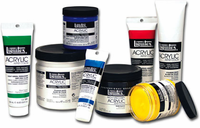 ABOUT LIQUITEX HIGH VISCOSITY ACRYLICS