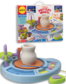 Alex Toys' Deluxe Pottery Wheel
