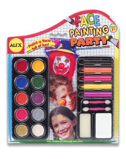 Alex Toys' FACE PAINTING PARTY