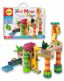 ALEX TOYS' JUNGLE MARBLE MAZE