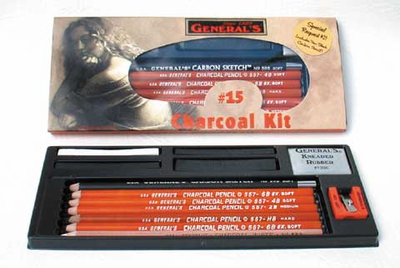All Charcoal Set (General Kit #15)