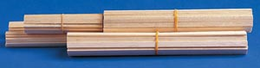 Alvin� Bass Wood Strips 1/8 x 1/2 (bundle of 50 pcs)