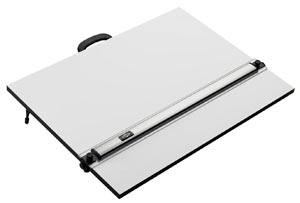 "Alvin® Portable Parallel Straightedge Board 30"" x 42"""