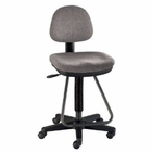 "Alvin Draft Chair-""Viceroy"" Med Gray"